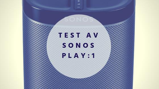 Sonos Play 1 recension Sverige