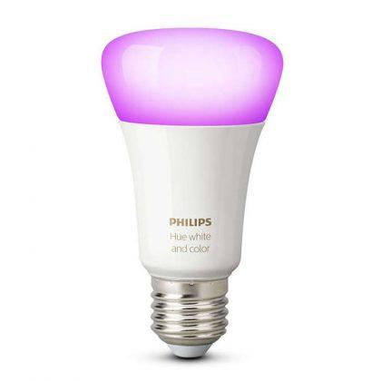 philips hue smart glödlampa