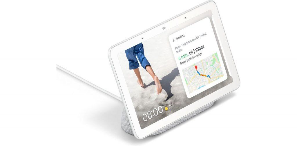 Google Nest Hub Sverige - Läs allt om den på Smartahogtalare.se