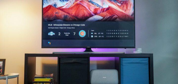 Google Chrome Cast Smart TV